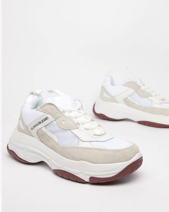 Calvin Klein Marvin Chunky Sole Trainer