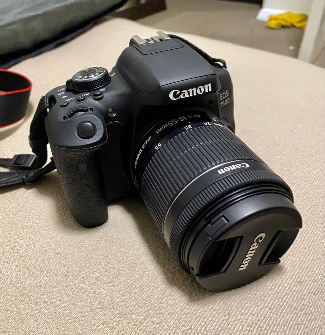 Canon 750D DSLR