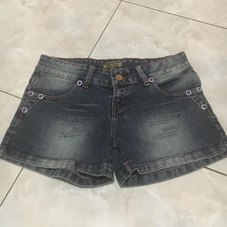 Celana Pendek Denim/Jeans