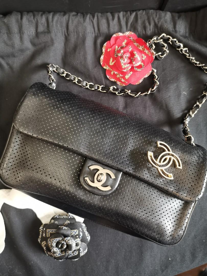 Chanel25公分口蓋包