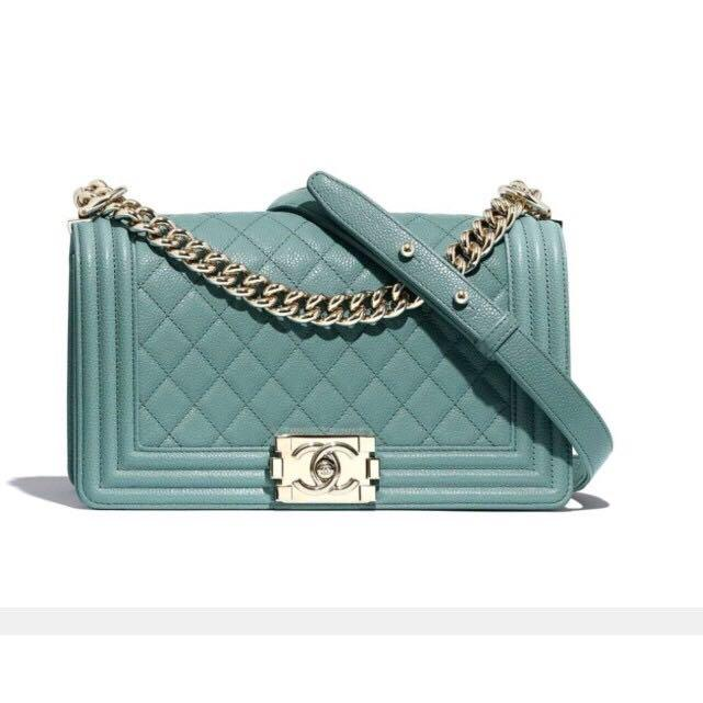 Chanel 包正品有配件