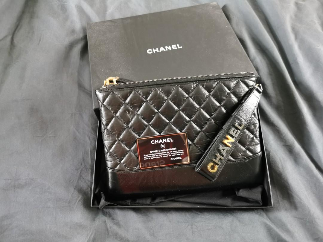 Chanel clutch unisex