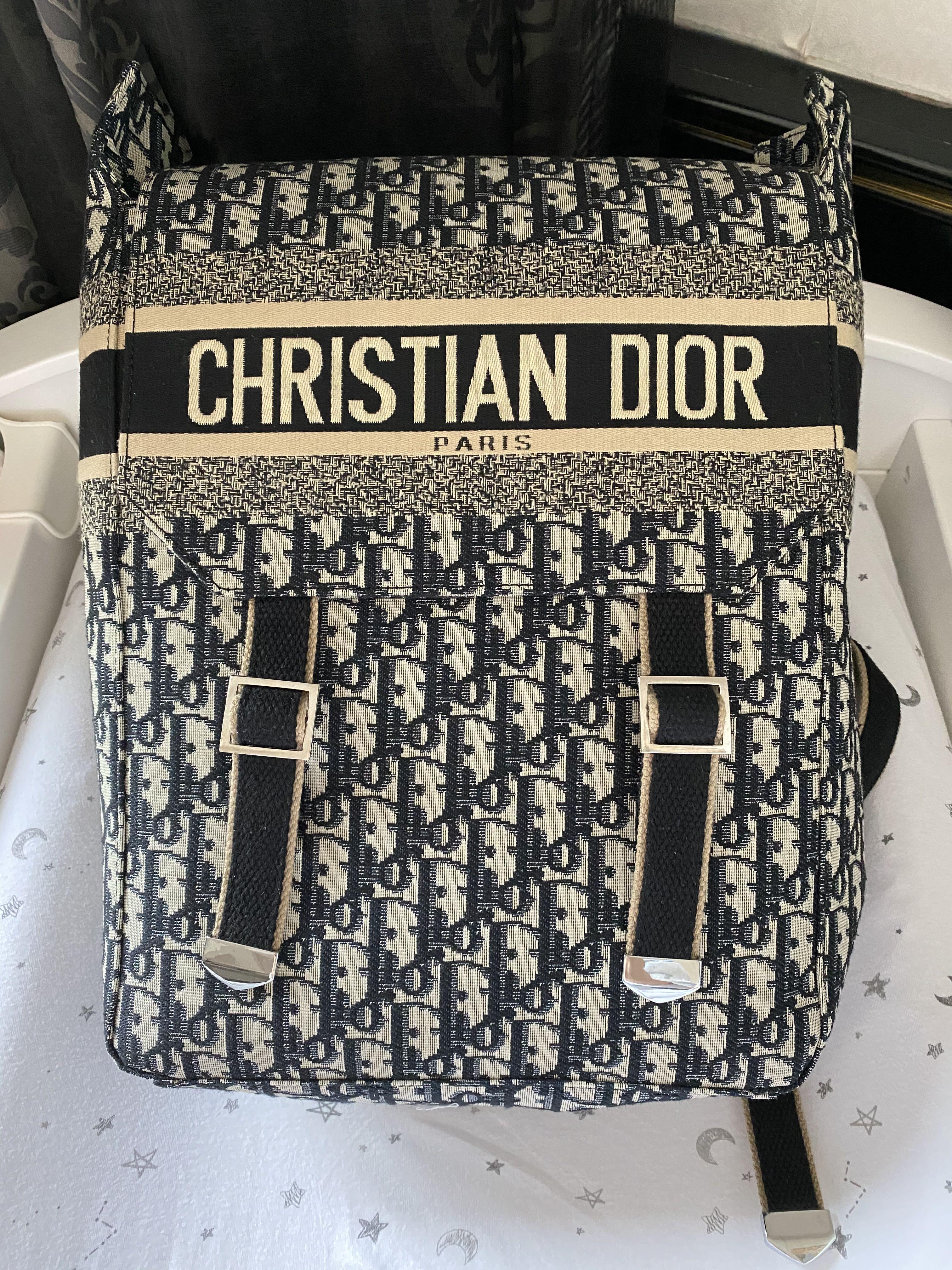 (KO ) Christian Dior backpack
