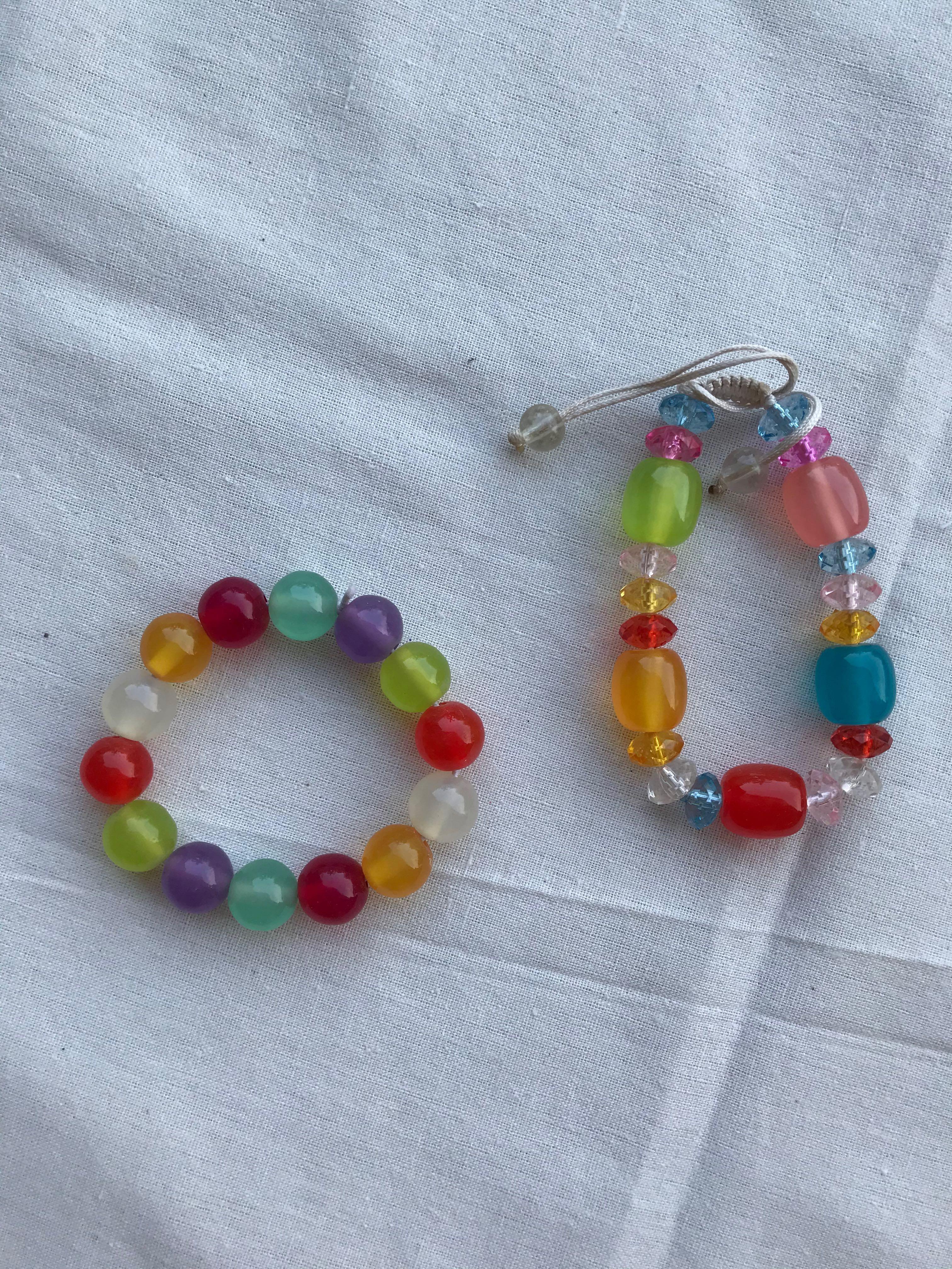 Colorful Bracelet take all 15rb