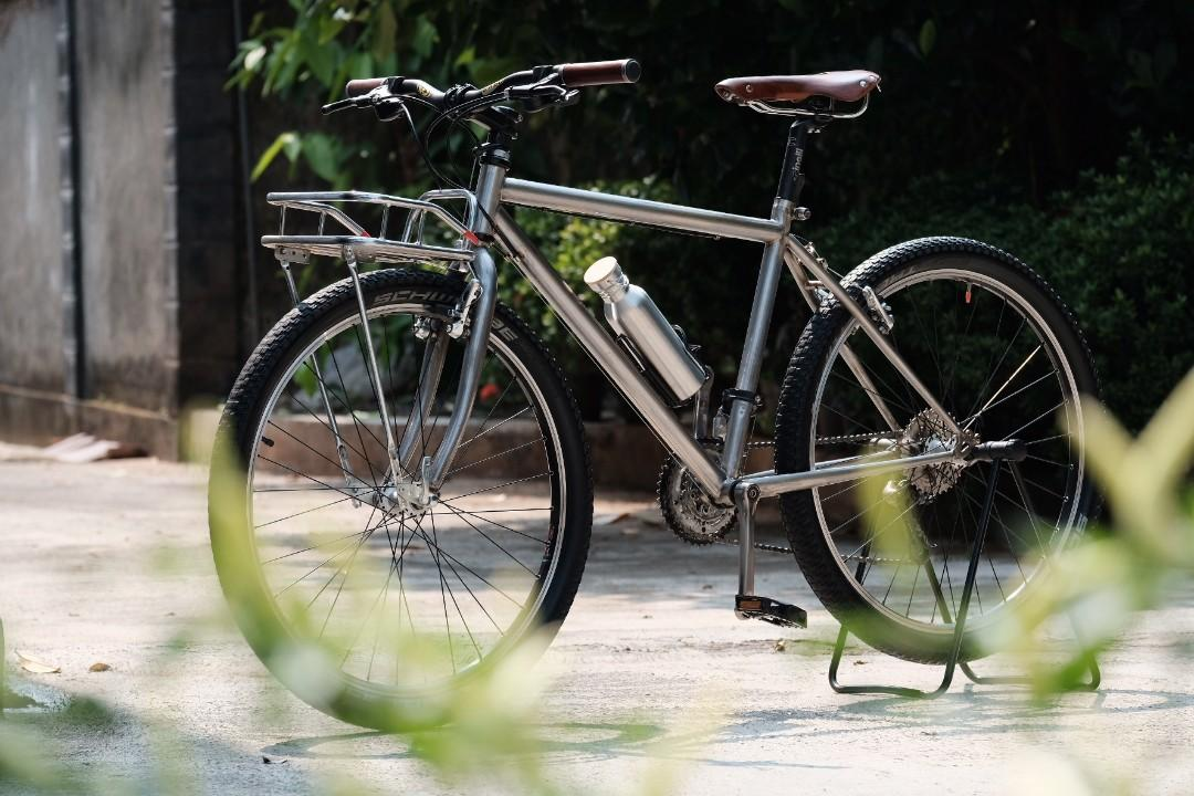 Commuter Bike MTB Vintage Jadul Chromoly Classic XTR Deore Not Federal