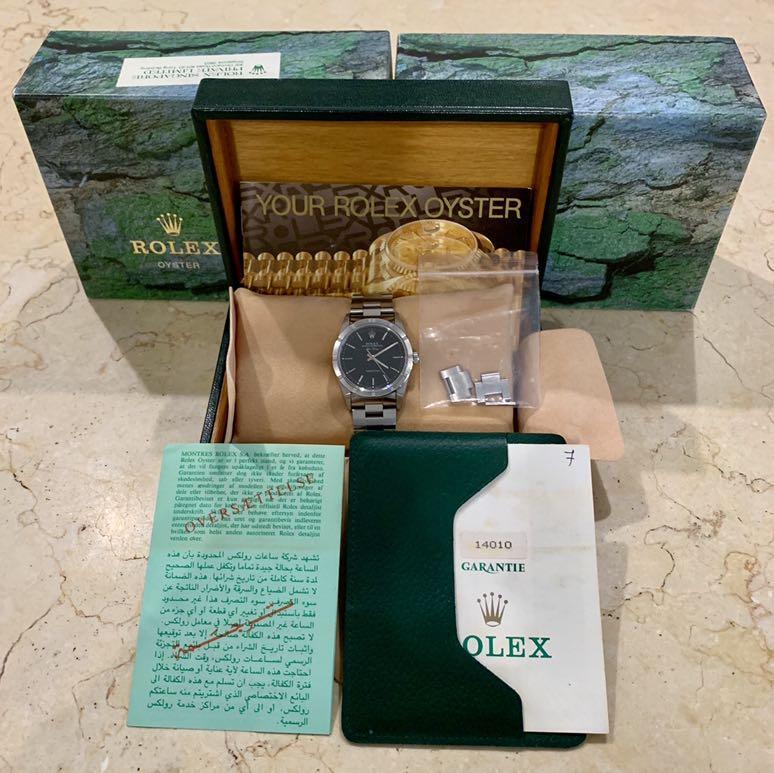 [Complete Set] Rolex 14010