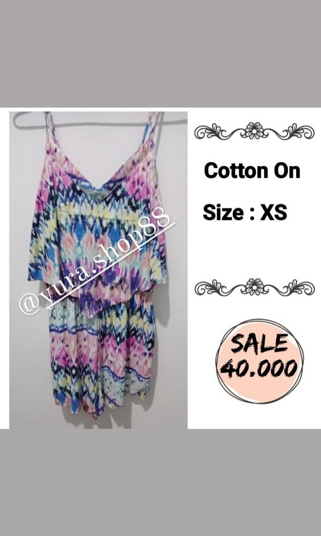 Cotton on playsuit