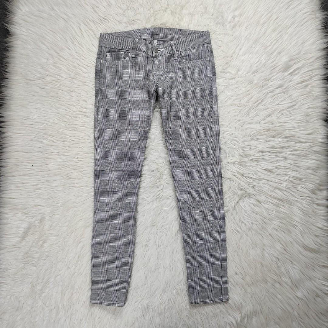 Cotton stretch Cropped