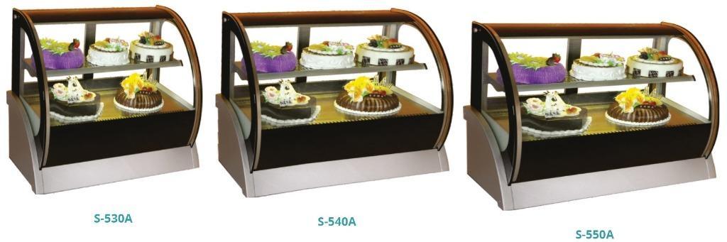COUNTER TOP CAKE SHOWCASE(S-530V)