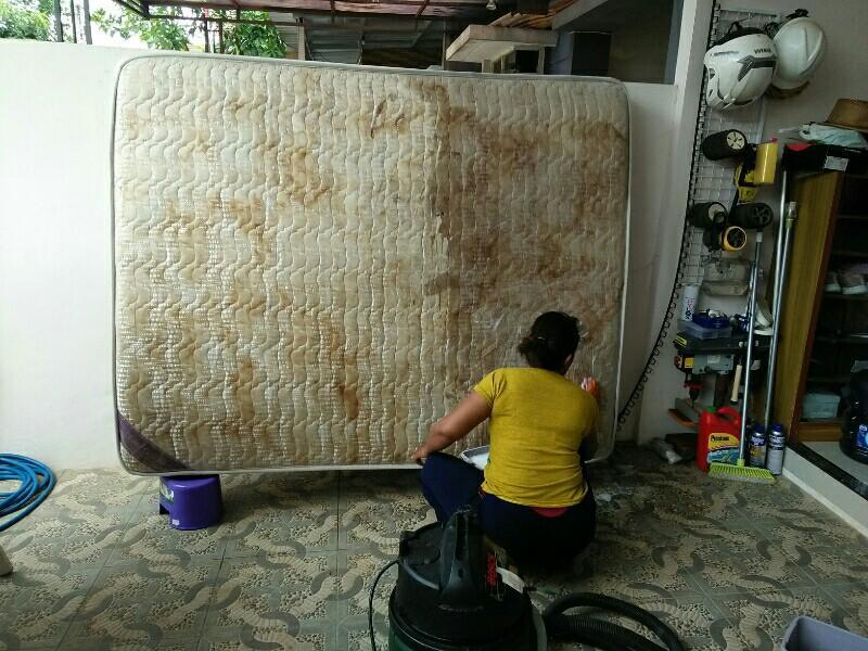 Cuci kasur, sofa, karpet, gorden, poles lantai,  jok mobil, general cleaning kamar mandi. Dll