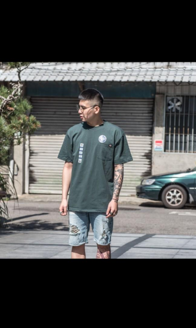 Dickies oversize 男女都可穿