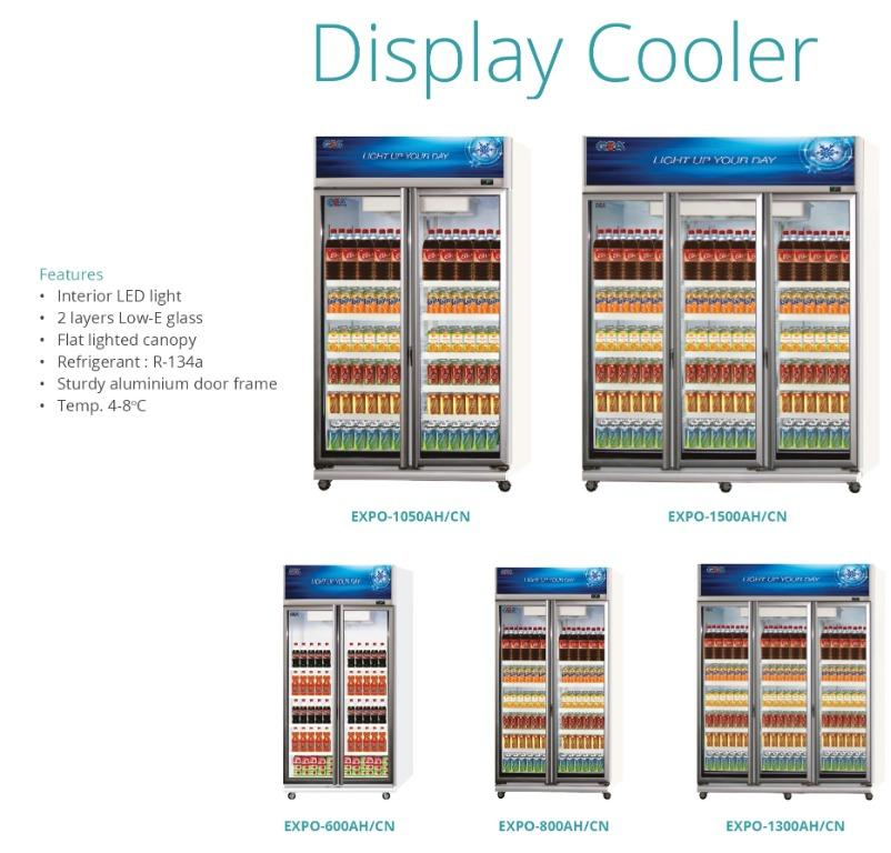 DISPLAY COOLER (EXPO-1050AH/CN)