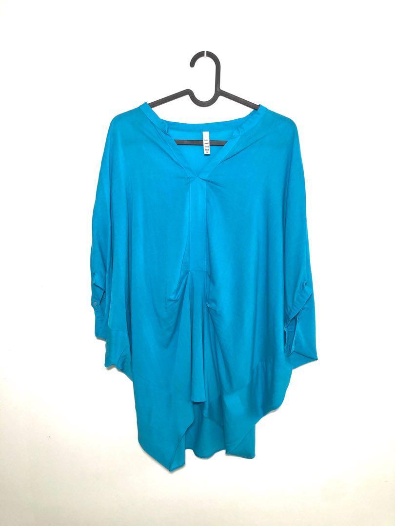 Elle shirt blouse / tops kaftan