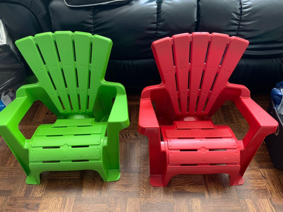 Excellent used condition Toddler chairs