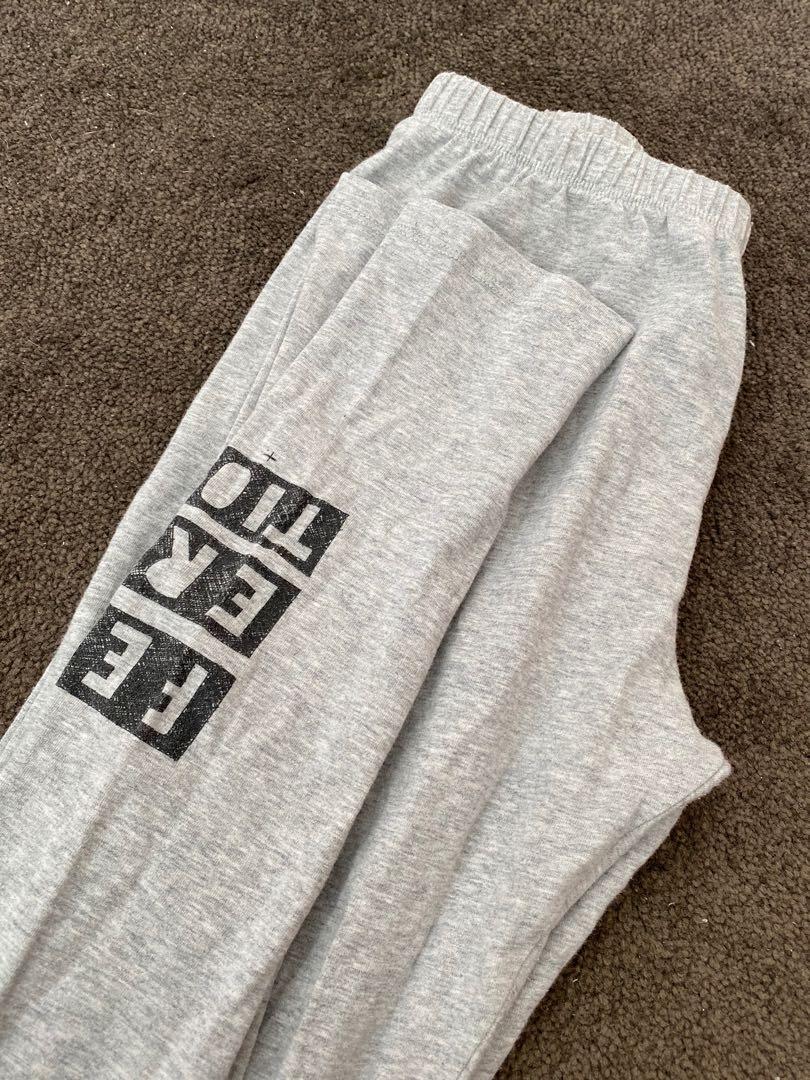 Federation grey tights!