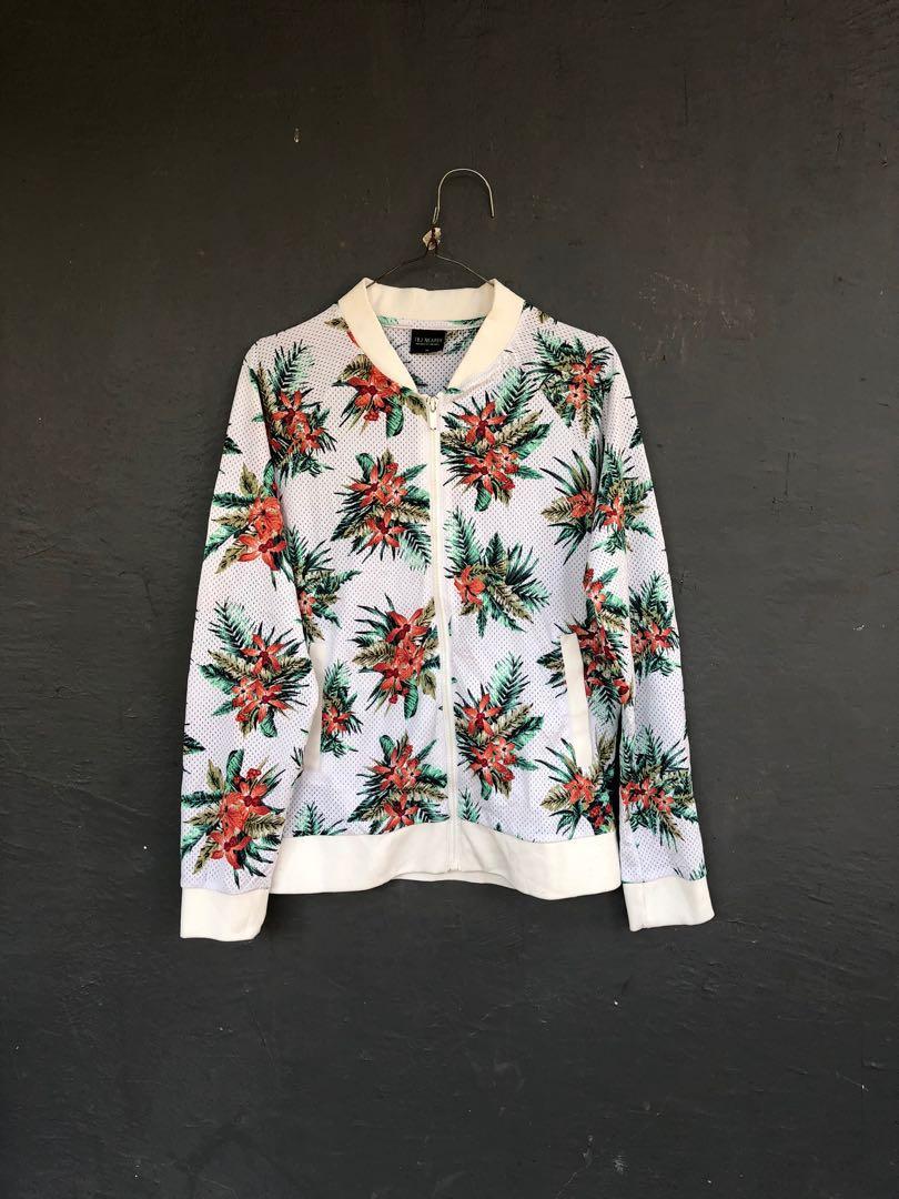 Flower Jacket Nearby
