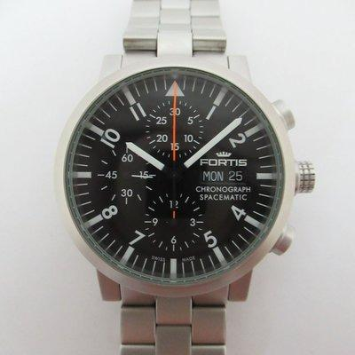 Fortis Spacematic Chronograph (Warranty card)