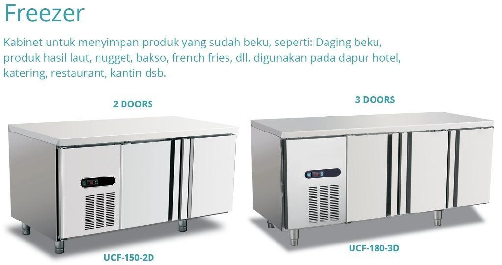 FREEZER(UCF-150-2D)
