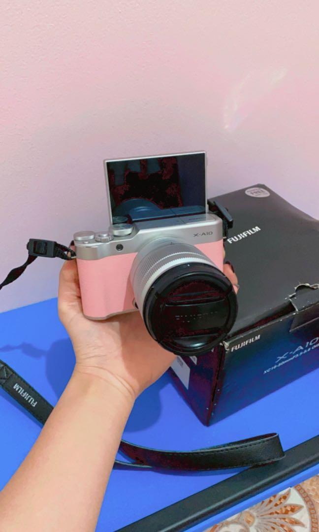 Fujifilm Mirrorless xa10 x-a10