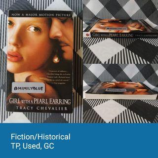 Girl With The Pearl Earring by Tracy Chevalier