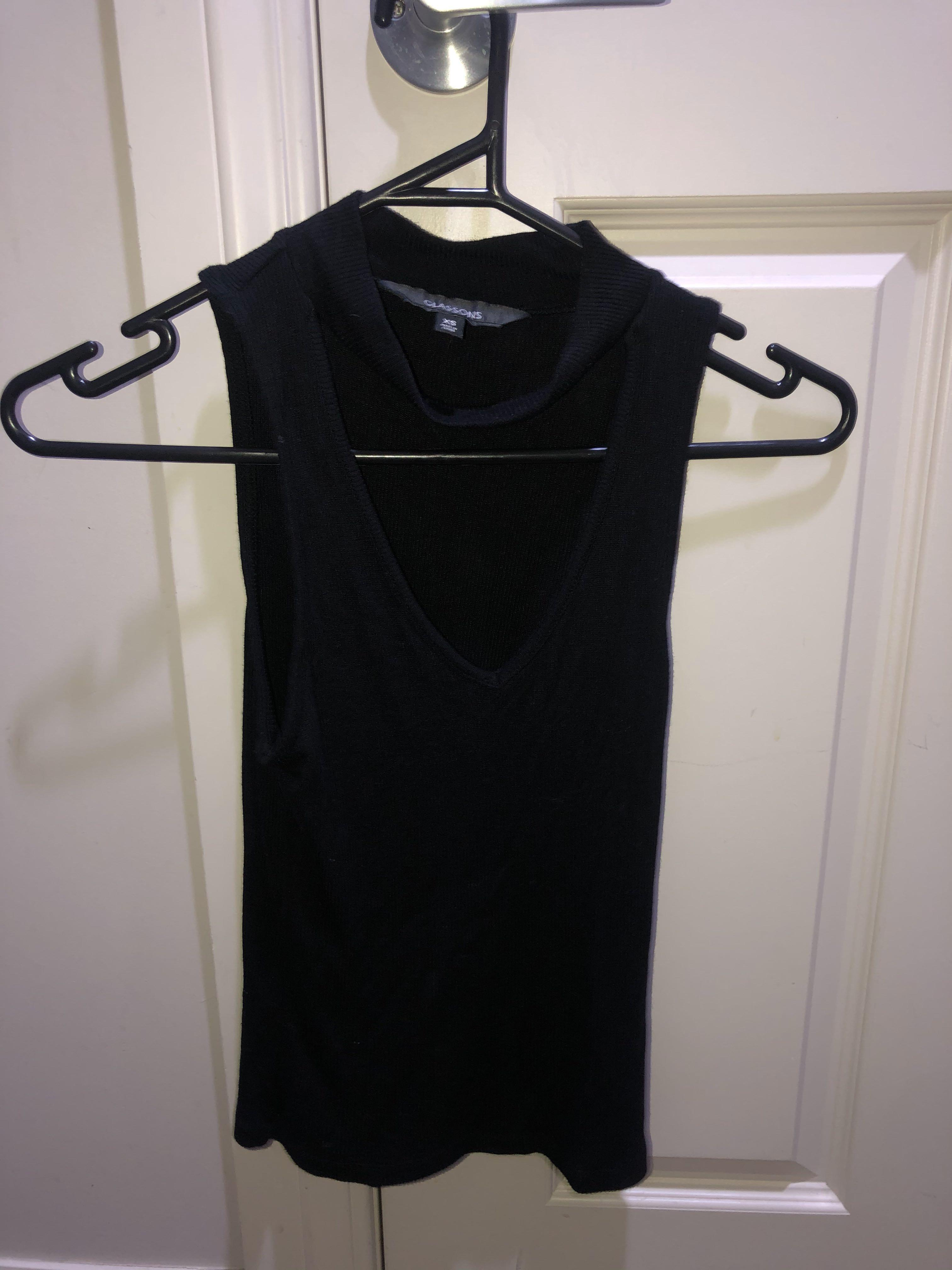 Glassons knit tank top