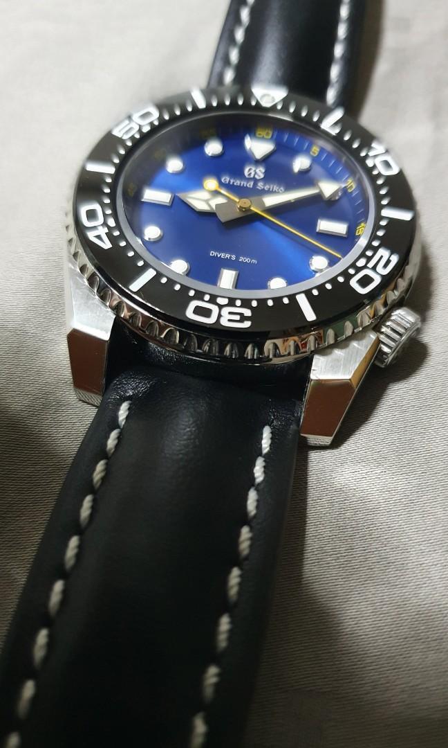 Grand Seiko Diver SBGX337 Quartz