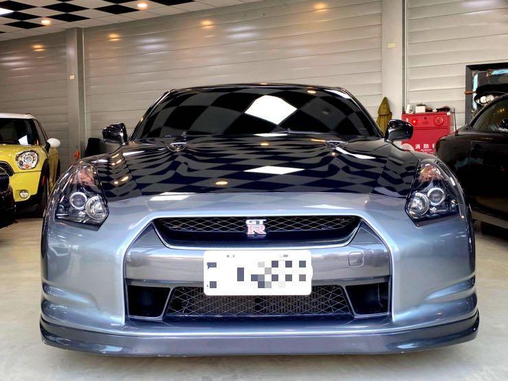 #GTR 2008-09年日產-實跑