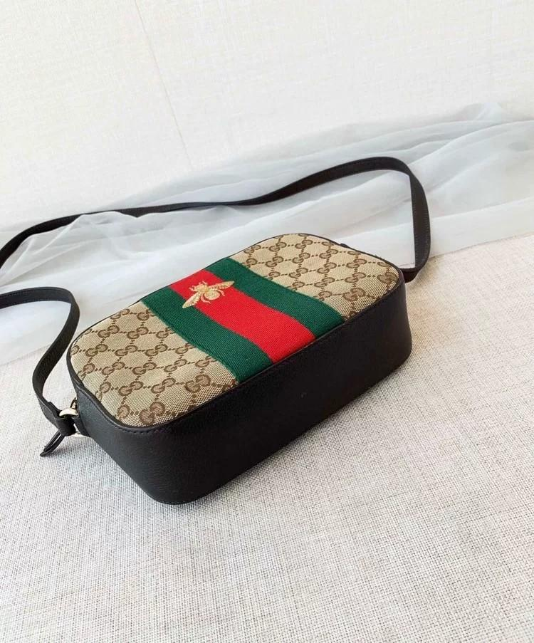 Gucci Vintage Camera Bag