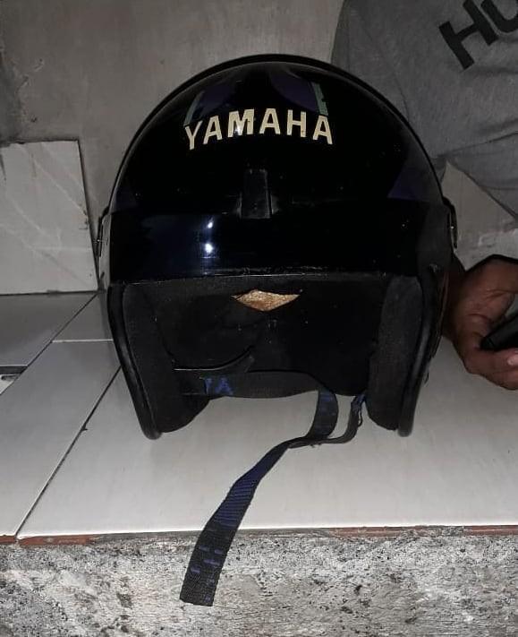 Helm Retro jadul