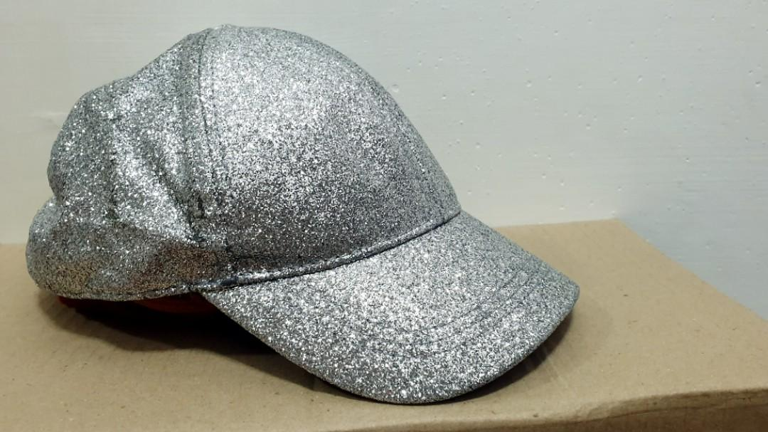 H&M  Silver Hat