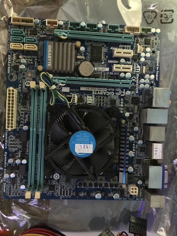 i7 q0fg (i7 2600 ES版) + GA-H67MA-D2H CPU 主機板組合賣