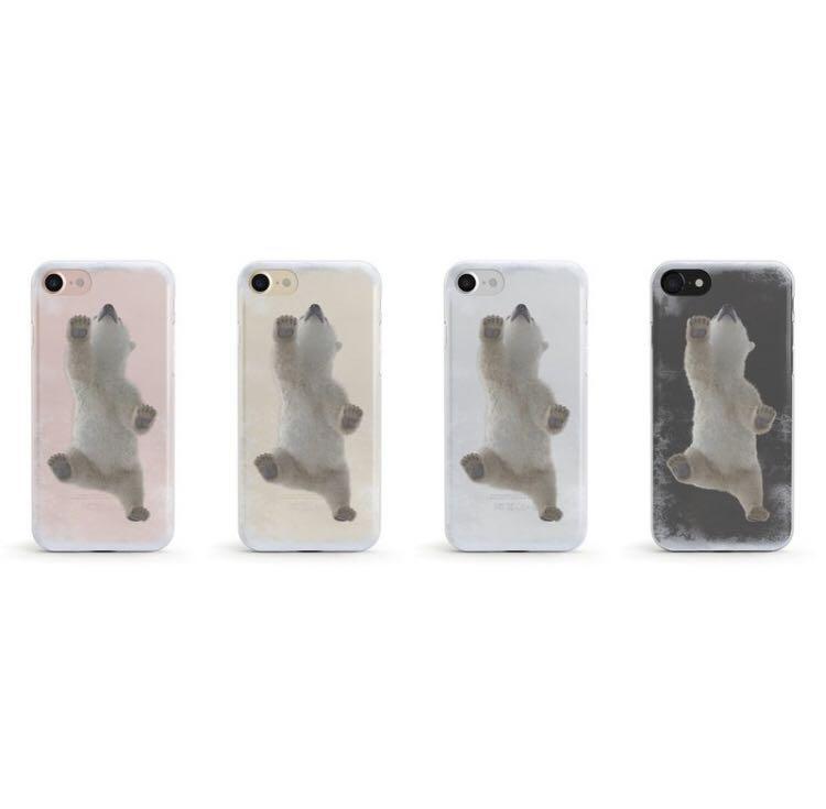 iPhone 7 北極熊手機殼