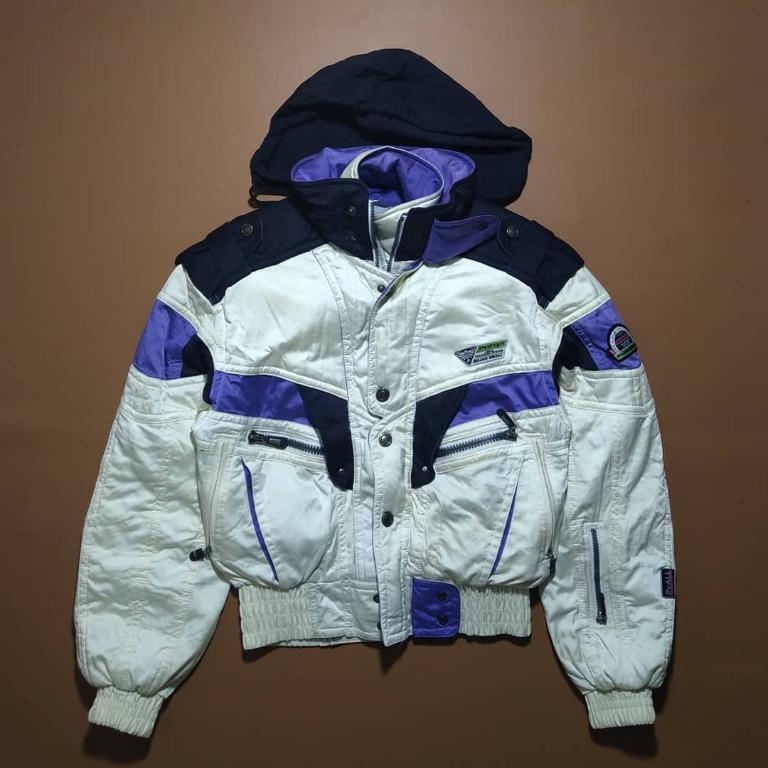 Jaket Vintage Phenix outdoor balap vespa murah unisex