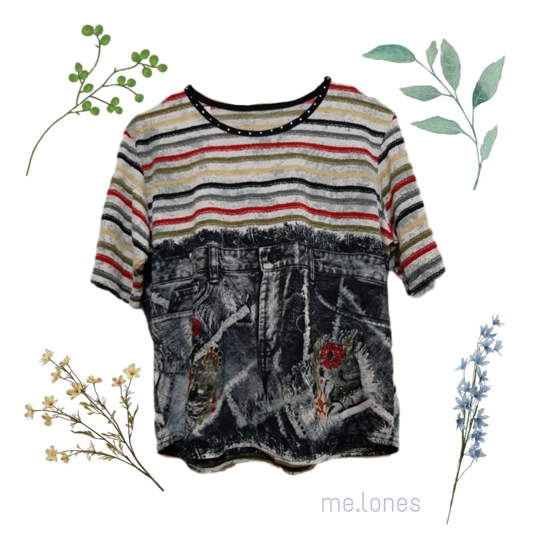 Jeans Tshirt