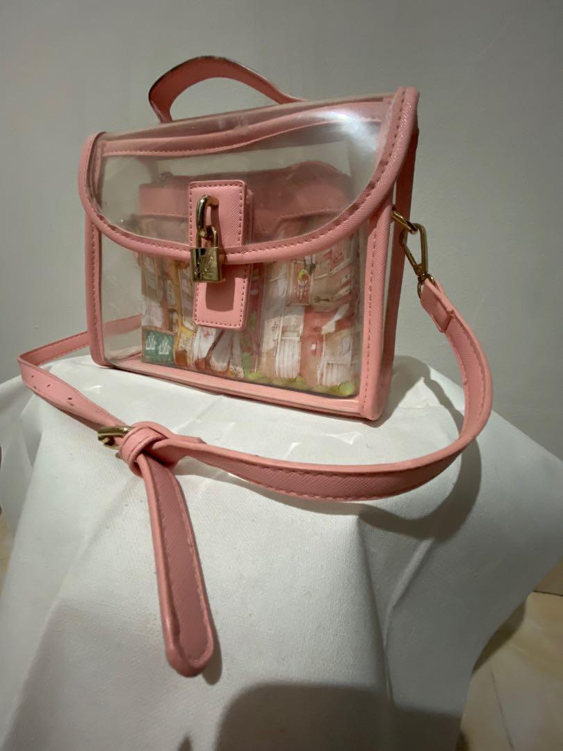 Jimshoney Sling Bag