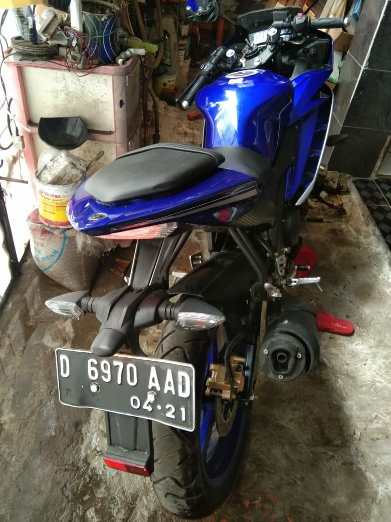 Jual Motor Yamaha R15