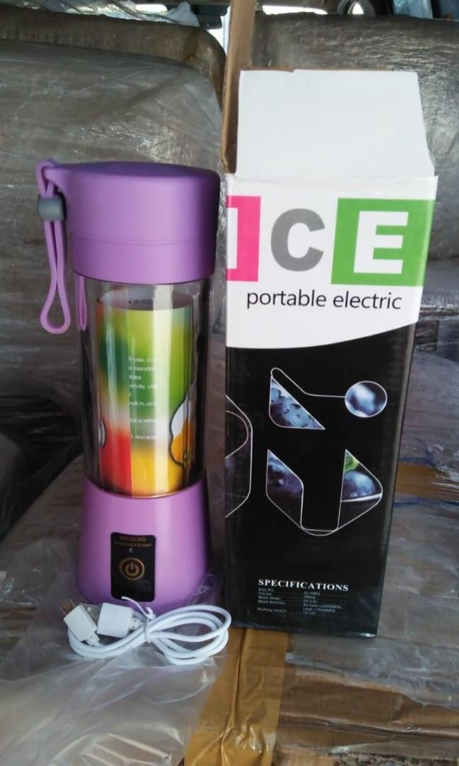 Juice portabel electric