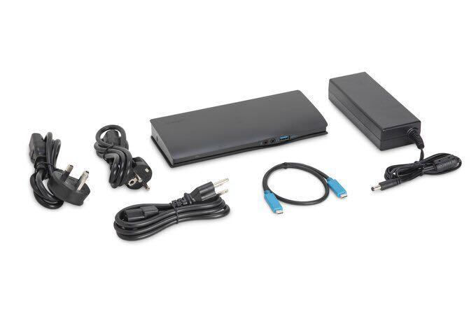 Kensington SD4600 USB-C 4K Universal Docking Station with 60W PD (PC/Mac)