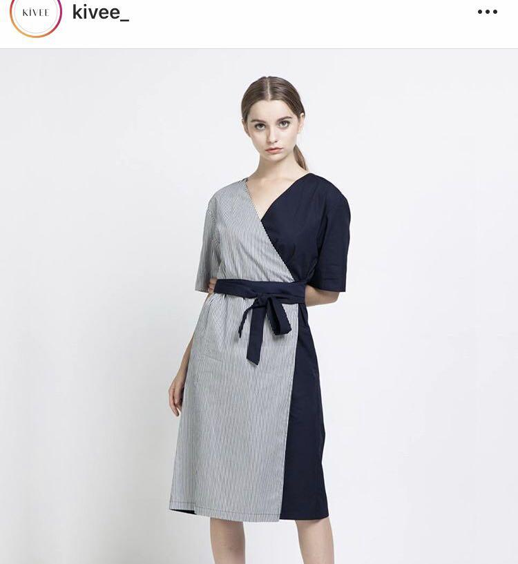 Kivee Kimono Dress