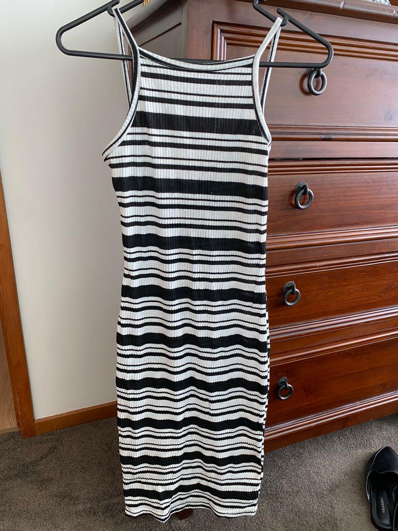 Long dress!
