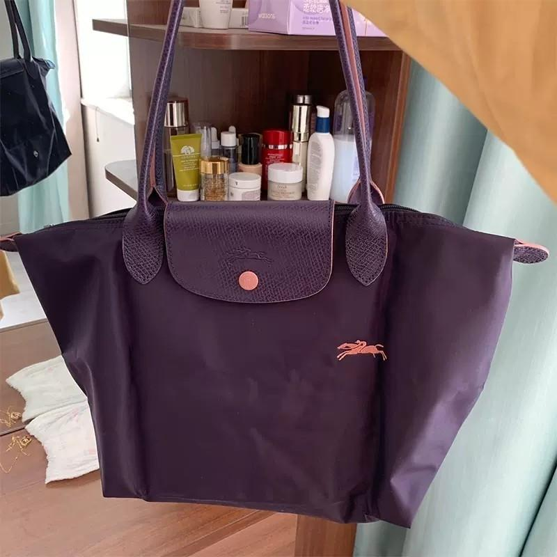 正品Longchamp尼龍購物包,半價出清(大款)
