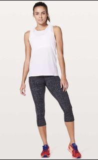 Lululemon For The Run Workout Top