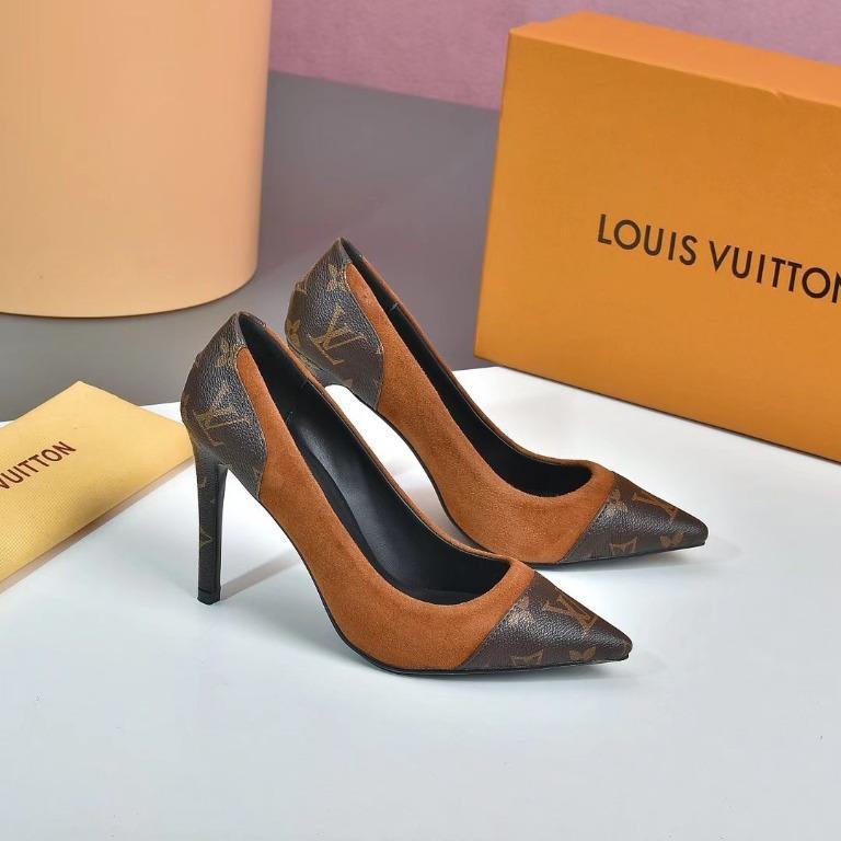 LV High heels
