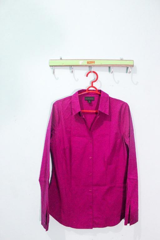 Magenta Shirt