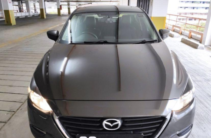 Mazda 3 1.5 sunroof  Auto