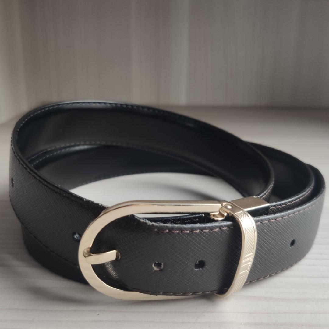 Dunhill Reversible Belt Mens