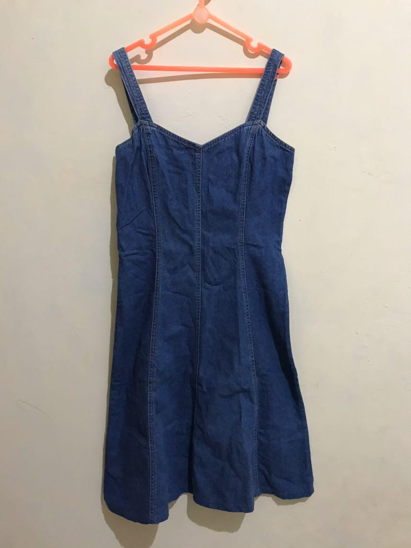 Mididress / Overall  Denim