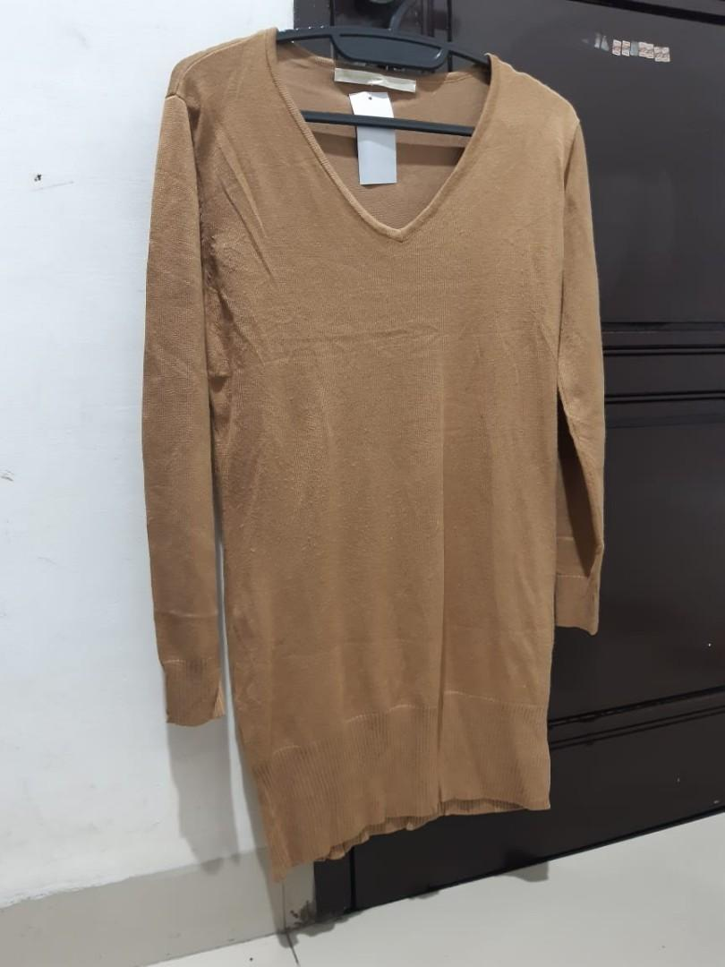 Mididress brown