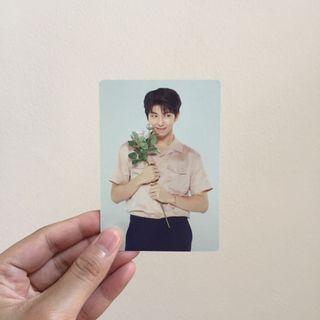 mini photocard bts