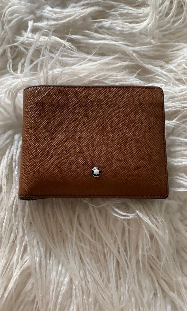 Montblac wallet